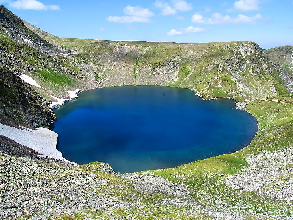 The Eye Lake