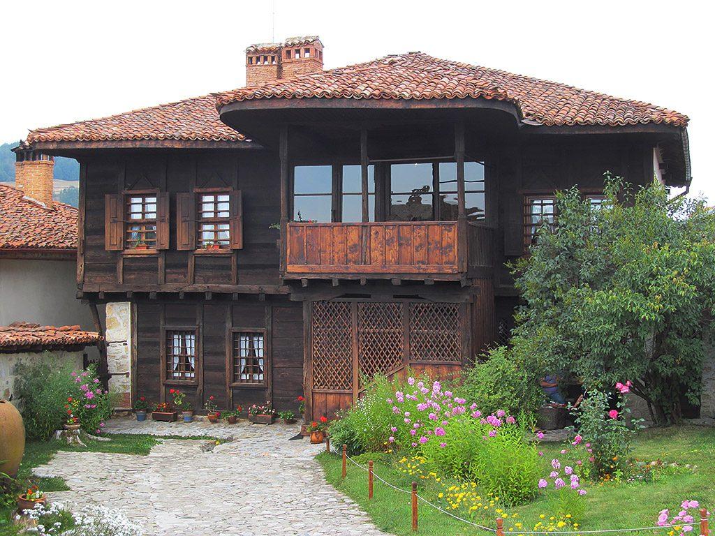 Georgi Benkovski house