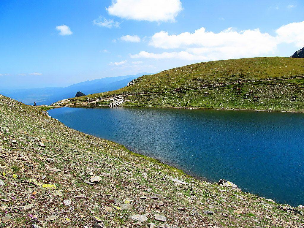The Teardrop Lake
