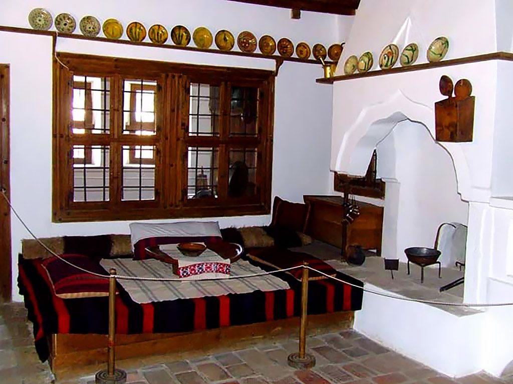 Arbanassi village - Konstantsalieva house