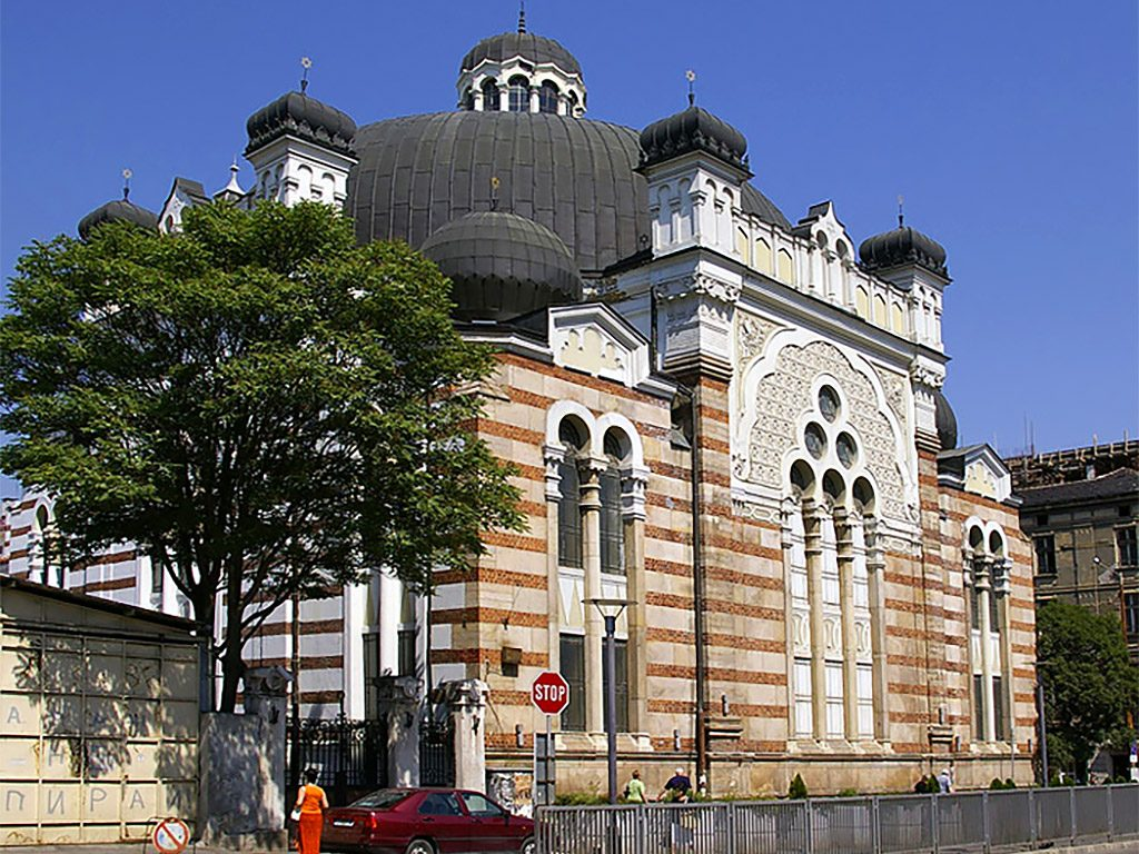 Sofia Synagogue - the largest on the Balkans