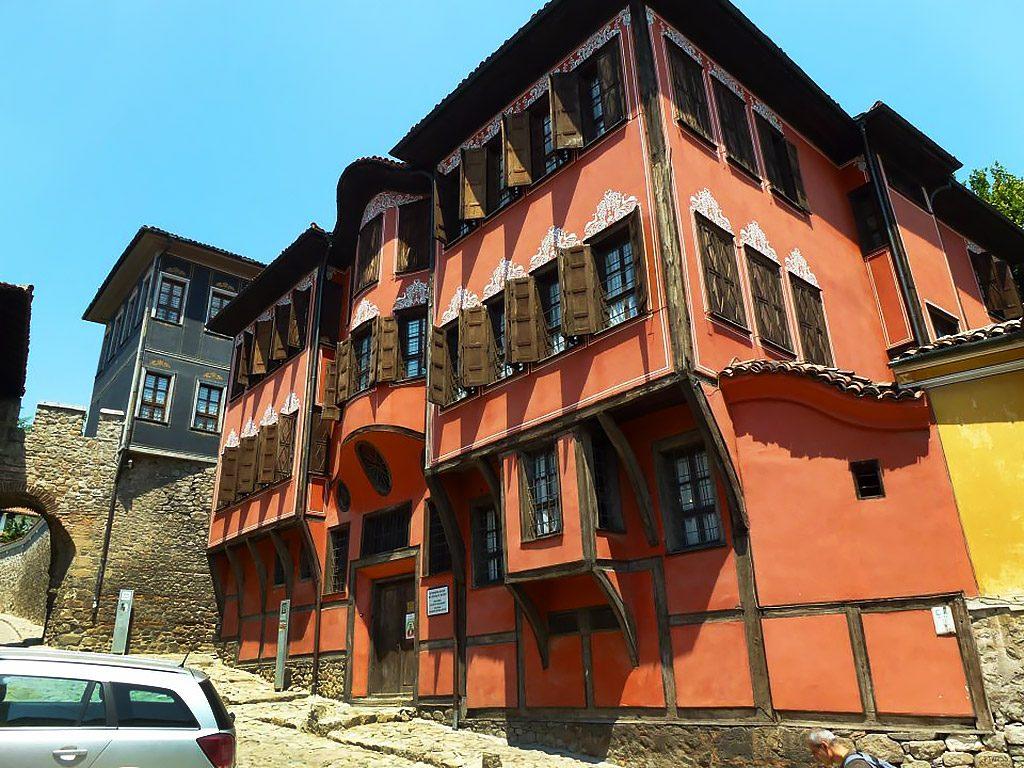 The Bulgarian National Revival museum