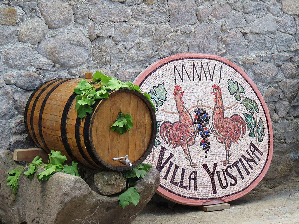 Villa Yustina boutique winery