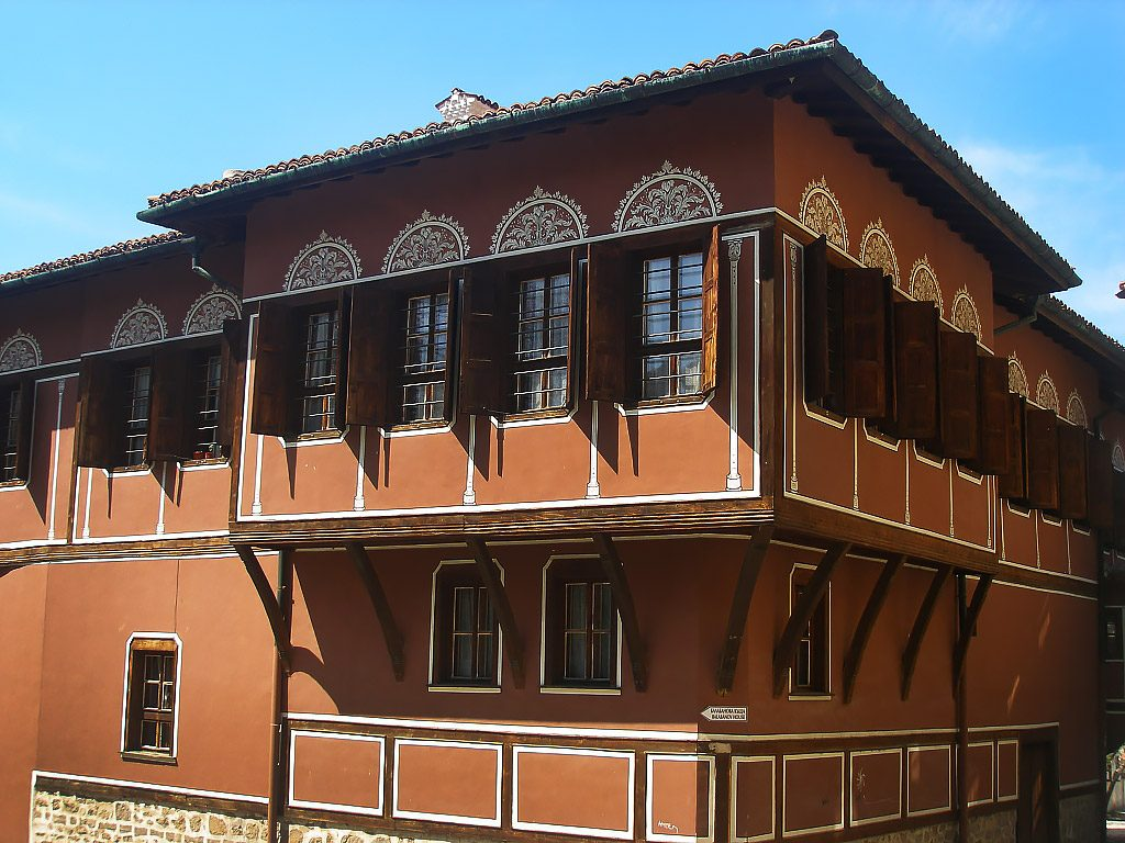 The Balabanov house
