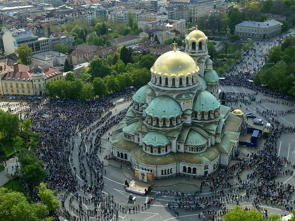 St. Alexandar Nevski Cathedral