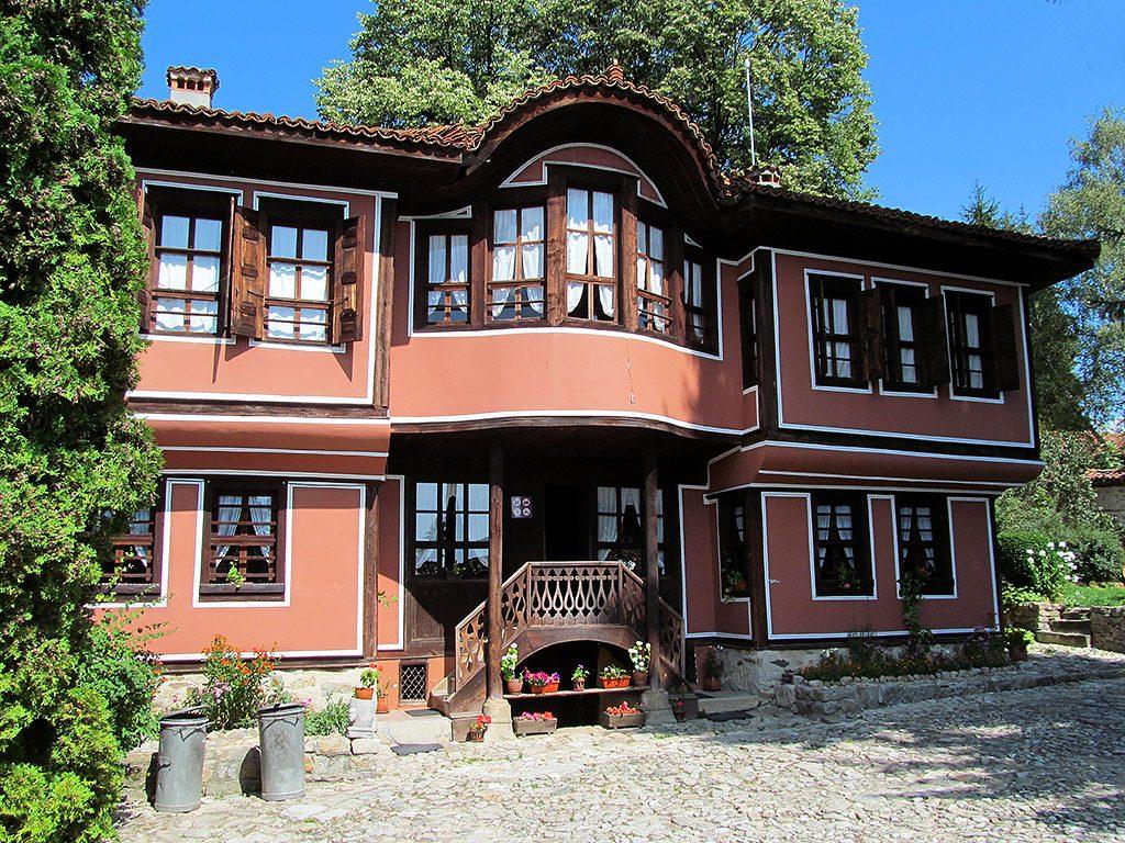 Todor Kableshkov house