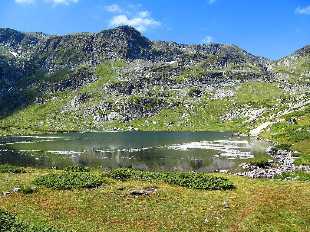 The Twin Lake