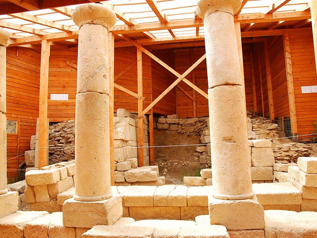 Starosel cult complex - Horizon Tomb