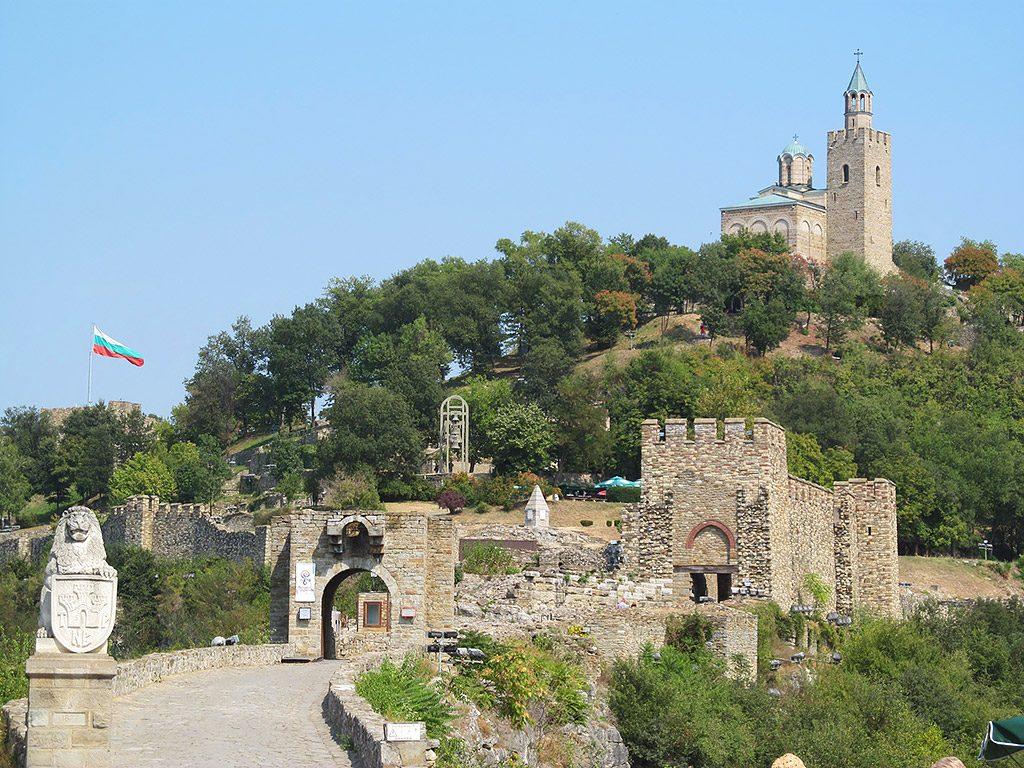 Veliko Tarnovo - Tsarevets Forteress
