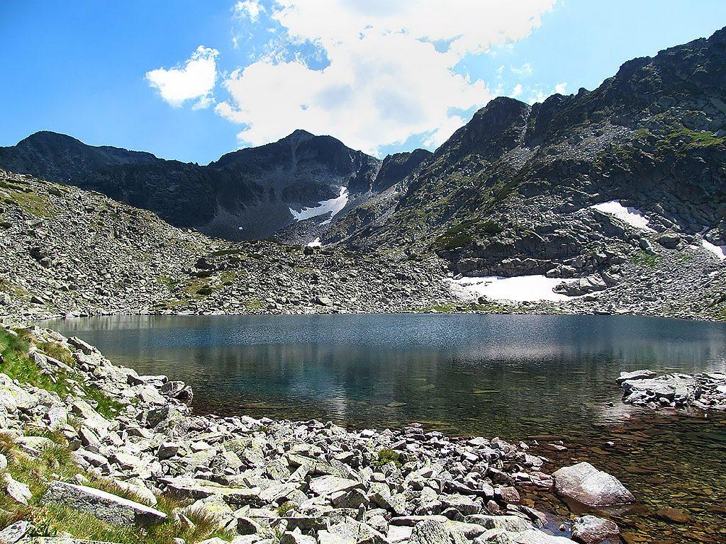 Musala Peak & Musala Lake