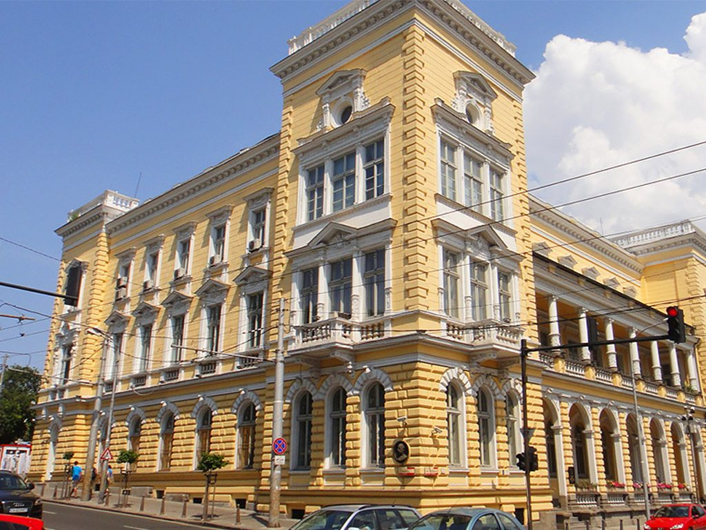 Central military club
