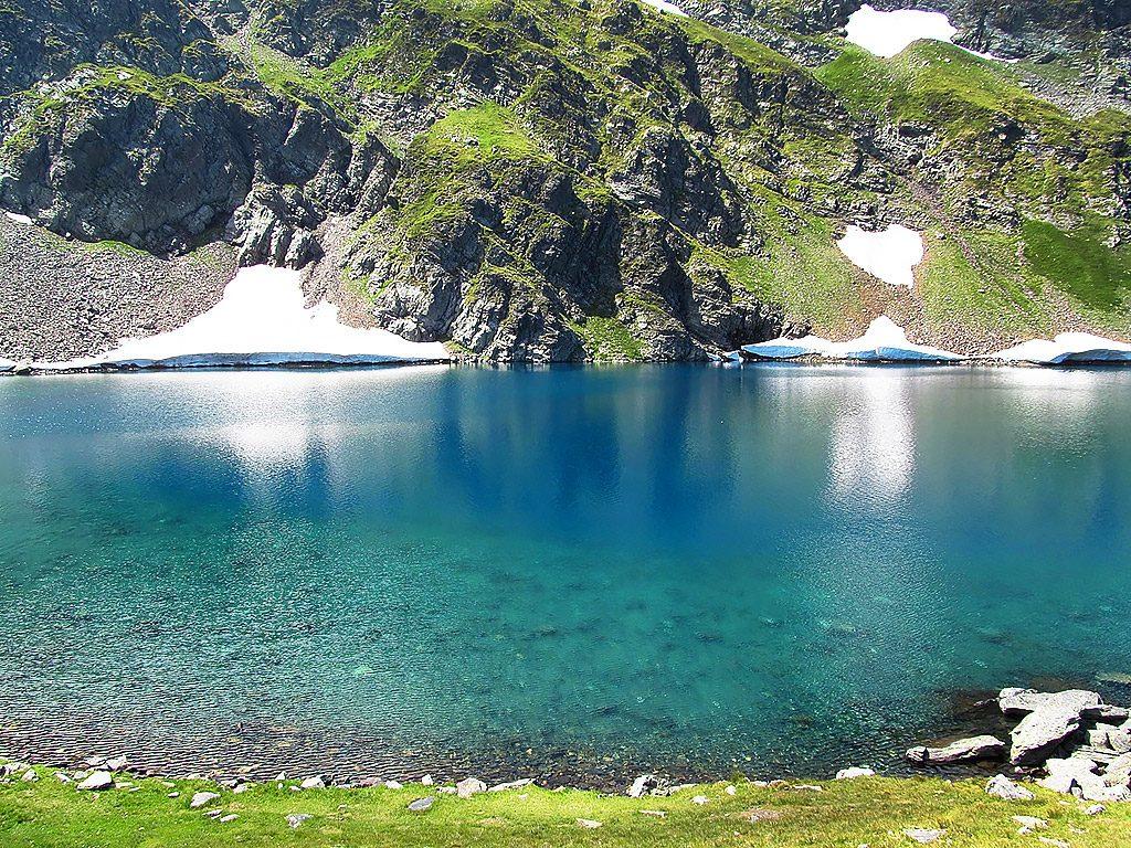 The Eye Lake