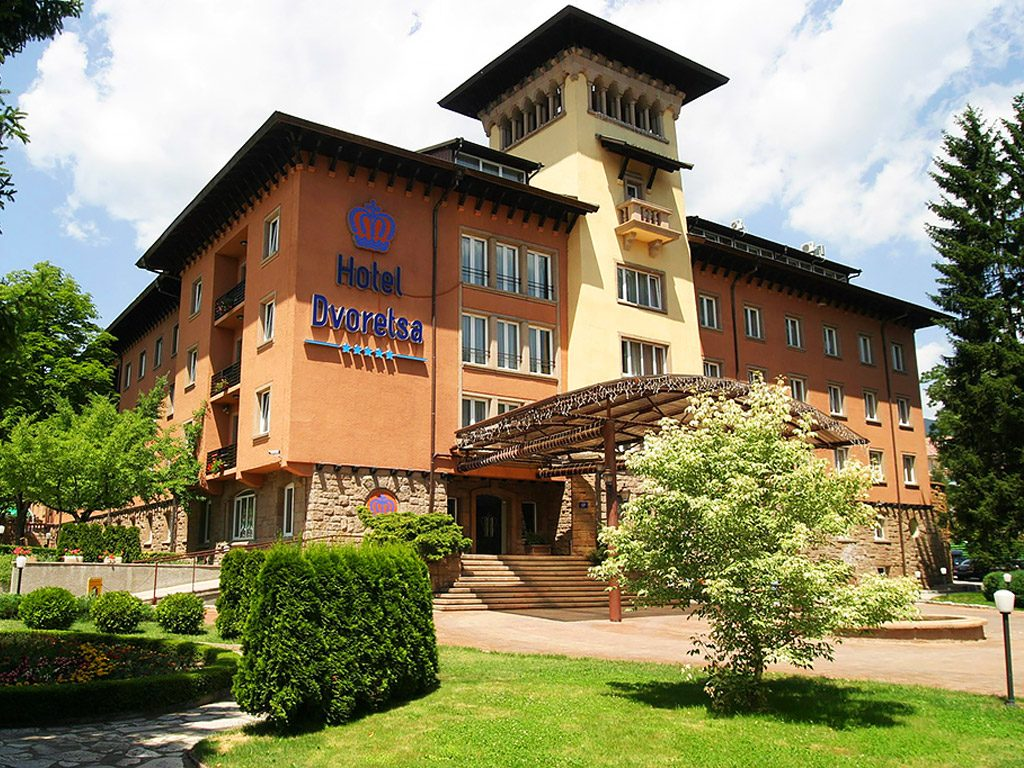 Velingrad - five star hotel