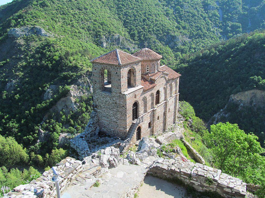 Assen's Fortress - Virgin Mary church